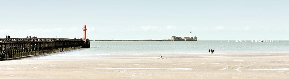 plage de Boulogne sur mer